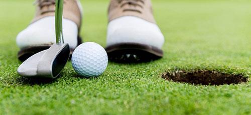 Сыграем в гольф с Silwerhof!