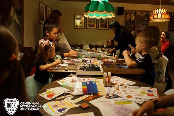 Silwerhof – участник домашнего киносемейника Kids Rock Fest