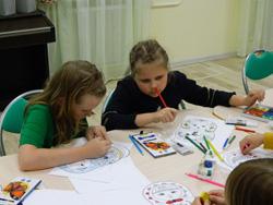 мастер-класс «Моя Россия»