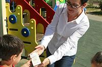 Silwerhof стал генеральным спонсором открытия детского центра «Время детям»
