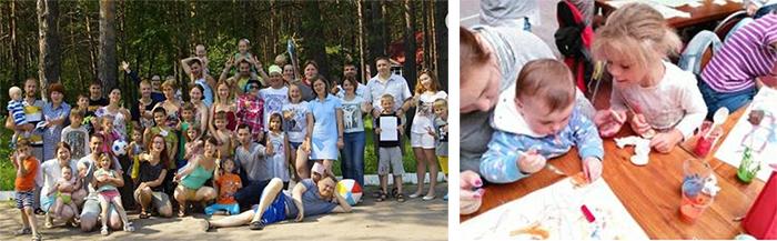 Silwerhof – партнер семейного летнего лагеря на Урале
