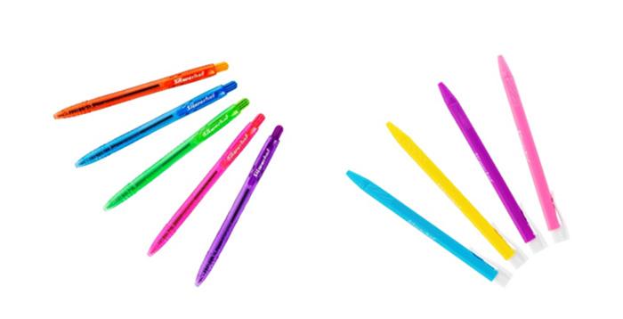 новые яркие шариковые ручки от Silwerhof