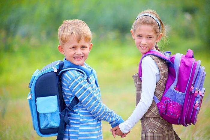 Полезная шпаргалка для родителей: как собрать ребенка в школу?