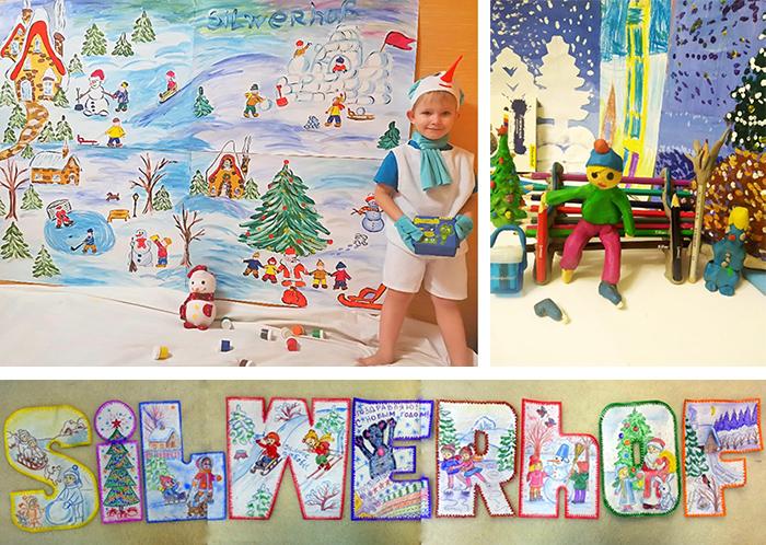 Завершился зимний конкурс «Елки-иголки!» от Silwerhof