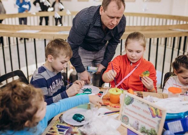 Silwerhof – партнер интерактивного семейного фестиваля «Папа-фест»