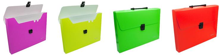 Новые папки-портфели Silwerhof нужны всем